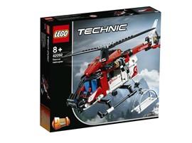 42092 LEGO® Technic Rettungshubschrauber:   Führe heldenhafte Rettungsmissionen mit dem LEGO®Technic Rettungshubschraub