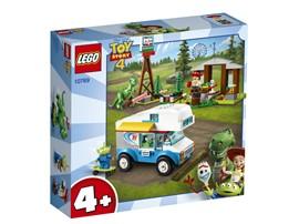 """10769 - LEGO® 4+ - Ferien mit dem Wohnmobil:   Mit dem LEGO® 4+ Set """"Ferien mit dem Wohnmobil"""" (10769) kann dein Kind jede"""