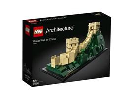 """21041 LEGO® Architecture Die Chinesische Mauer:   Mit dem LEGO® Architecture Set """"Die Chinesische Mauer"""" (21041) entdeckst du"""