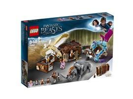 75952 LEGO® Harry Potter™ Fantastic Beasts Newts Koffer der magischen Kreaturen:   Entdecke die magisch vergrößerte Welt in Newts Koffer der magischen Kreature
