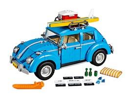 10252 LEGO® Exclusiv VW Käfer:   Mit diesem Modell erlebst du den kultigen VW Käfer hautnah. Es besitzt klass