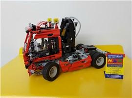 "Pneumatic Truck B 8436:   Fertiges Lego Modell von LEGO®    ""Pneumatic Truck B von Lego Technic 843"
