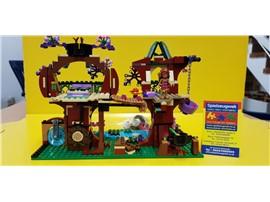 """Das mystische Elfenversteck 41075:   Fertiges Lego Modell von LEGO®    """"Yacht von Lego Friends 41015""""    EL"""