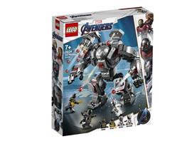 "76124 - LEGO® Marvel Super Heroes™ - War Machine Buster:   Stürze dich mit dem LEGO® Marvel Avengers Set ""War Machine Buster"" (76124) g"