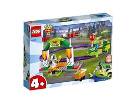 "10771 - LEGO® 4+ - Buzz wilde Achterbahnfahrt:   Mit dem LEGO® 4+ Set ""Buzz wilde Achterbahnfahrt"" (10771) kannst du gemeinsa"