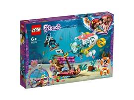 """41378 - LEGO® Friends - Rettungs-U-Boot für Delfine:   Kinder können mit dem kreativen LEGO®FriendsSpielzeug """"Rettungs-U-Boot für"""