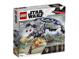 75233 LEGO® Star Wars™ Droid Gunship™:   Trete Tarfful und Meister Yoda in diesem Droid Gunship entgegen! Öffne das C