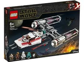 75249 - LEGO® Star Wars™ -Widerstands Y-Wing Starfighter™:   Inspiriere Kinder und Sammler mit dem Modell Widerstands Y-Wing Starfighter™