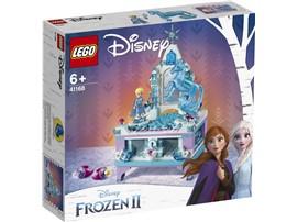 "41168 - LEGO® Disney - Elsas Schmuckkästchen:   Das Set ""Elsas Schmuckkästchen"" (41168) von LEGO® l Disney ist ein perfektes"