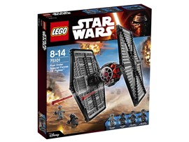 75101 LEGO® Star Wars™ First Order Special Forces TIE Fighter™:   Mit dem beeindruckenden First Order Special Forces TIE Fighter fängst du den