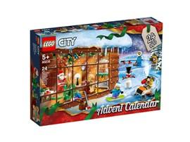 60235 - LEGO® City - LEGO® City Adventskalender:   Der LEGO® City Adventskalender (60235) ist eine tolle Möglichkeit, um Weihna