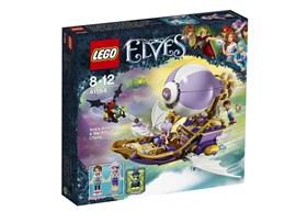 41184 LEGO® Elves Airas Luftschiff und die Jagd nach dem Amulett:   Begib dich auf eine spannende Verfolgungs- und Suchmission in Elvendale! Duk