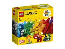 """11001 LEGO® Classic LEGO Bausteine - Erster Bauspaß:   Baue mit dem bunten LEGO®ClassicSet """"LEGO Bausteine – Erster Bauspaß"""" eine"""