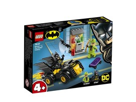"76137 The LEGO DC Super Heroes™Batman™ vs. der Raub des Riddler™:   Mit dem LEGO® DC Batman™ Spielset ""Batman vs. der Raub des Riddler™"" (76137)"