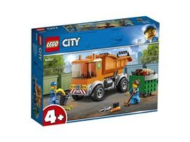 60220 LEGO® City Müllabfuhr:   Streif die Handschuhe über, es ist Zeit, die Straßen von LEGO®City zu reini