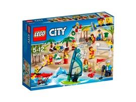 60153 LEGO® City Stadtbewohner – Ein Tag am Strand*:   An einem herrlichen Strandtag lernst du viele neue Leute kennen! Spiele Beac