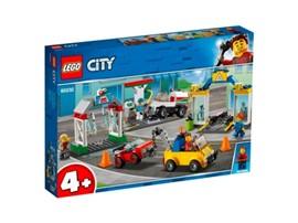 60232 - LEGO® City - Autowerkstatt:   Dieses Spielset mit mehreren Fahrzeugen bietet den perfekten Einstieg für al