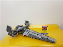 """Raumschiff 7961:   Fertiges Lego Modell von LEGO®    """"Raumschiff von Lego Star Wars 7961"""""""