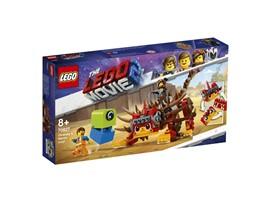 70827 The LEGO Movie™ 2 Ultrakatty & Krieger-Lucy!:   Verbünde dich mit Ultrakatty und Krieger-Lucy aus dem Filmhit THELEGO®MOVI