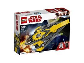 """75214 LEGO® Star Wars™:   Das LEGO® Star Wars Set """"Anakin's Jedi Starfighter"""" (75214) ist genau richti"""