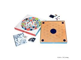 Das kleine Tac:   TAC – die einzigartige Kombination aus Brett- und Kartenspiel – kann ohne Üb
