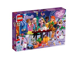 41382 - LEGO® Friends - LEGO® Friends Adventskalender:   Kinder können sich mit dem LEGO® Friends Adventskalender (41382) auf Weihnac