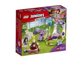 10748 LEGO® Juniors Emmas Party*:   Hilf Emma bei der Planung von Chicos Geburtstag im Heartlake City Park! Scha