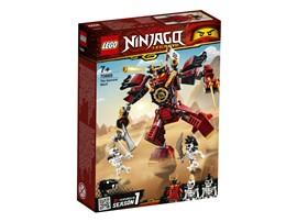 70665 LEGO® NINJAGO Samurai-Roboter:   Übernimm mit Nya – getarnt als SamuraiX – die Kontrolle über den starken Sa