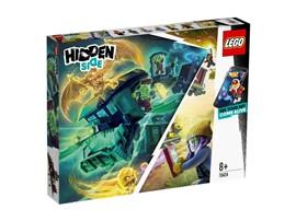 """70424 - LEGO® Hidden Side - Geister-Expresszug:   Kinder können mit dem Spielset """"Geister-Expresszug"""" (70421) von LEGO® Hidden"""