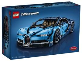 """42083 LEGO® Technic Bugatti Chiron:   Entdecke höchste Ingenieurskunst mit dem LEGO® Technic Bauset """"Bugatti Chiro"""