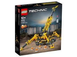 42097 - LEGO® Technic - Spinnen-Kran:   Mit dem Spinnen-Kran von LEGO® Technic (42097) lernen junge LEGO Baumeister