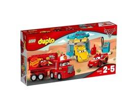 10846 LEGO® DUPLO® Flos Café*:   Die Fans von Disney•Pixar Cars 3 werden große Freude daran haben, sich Gesch