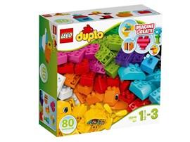 10848 LEGO® DUPLO® Meine ersten Bausteine:   Diese tolle Auswahl an einfachen LEGO® DUPLO® Steinen regt die Fantasie von