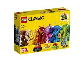 "11002 LEGO® Classic LEGO Bausteine - Starter Set:   Erlebe mit dem LEGO®Classic""LEGO Bausteine - Starter Set"" zahlreiche Abent"