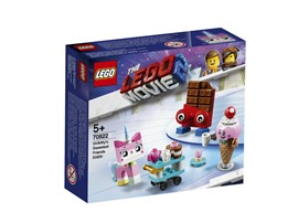 70822 The LEGO Movie™ 2 Einhorn Kittys niedlichste Freunde ALLER ZEITEN!:   Genieße ein köstliches Mahl mit Einhorn Kitty und ihren Feinschmeckerfreunde