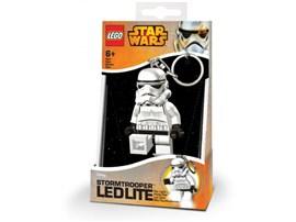 37105864 LEGO® Taschenlampe LEGO Star Wars Stückormtrooper Minitaschenlampe:   LEGO Star Wars - Stormtrooper Minitaschenlampe und Schlüsselanhänger. Die Ar