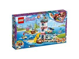 """41380 - LEGO® Friends - Leuchtturm mit Flutlicht:   Kinder können mit dem LEGO®FriendsSpielset """"Leuchtturm mit Flutlicht"""" (413"""