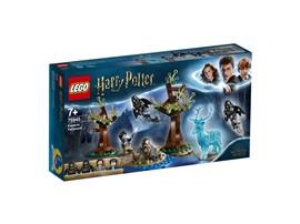"75945 - LEGO® Harry Potter™ - Expecto Patronum:   Das LEGO®HarryPotter Bauset ""Expecto Patronum"" (75945) nimmt alle Fans von"