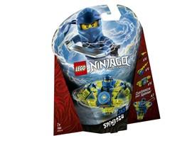 70660 LEGO® NINJAGO Spinjitzu Jay:   Werde zum Ninja – mit SpinjitzuJay! Setze die LEGO®NINJAGO® Minifigur von