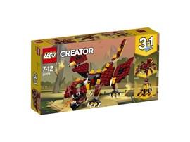 31073 LEGO® Creator Fabelwesen:   Mit dem 3-in-1-Modell aus diesem tollen LEGO® Creator Set erlebst du fantast
