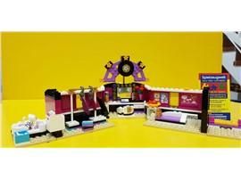 """Popstar Garderobe 41104:   Fertiges Lego Modell von LEGO®    """"Popstar Garderobe von Lego Friends 411"""