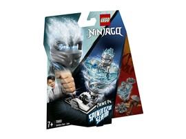 "70683 - LEGO® NINJAGO - Spinjitzu Slam – Zane:   Mit dem LEGO®NINJAGO® Spinner-Spielzeug ""Spinjitzu Slam– Zane"" (70683) kön"
