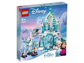 """43172 - LEGO® Disney - Elsas magischer Eispalast:   Die Fans von """"Die Eiskönigin – Völlig Unverfroren"""" können mit dem LEGO® l Di"""