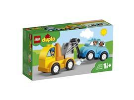 10883 LEGO® DUPLO® Mein erster Abschleppwagen:   Dein Kind wird es lieben, das defekte Auto immer wieder mit dem LEGO®DUPLO®