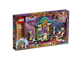 41368 LEGO® Friends Andreas Talentshow:   LEGO®Friends Andrea hat Talent und du kannst ihr zuschauen, wenn sie ihre b
