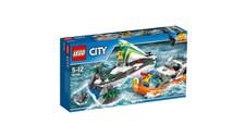 60168 LEGO® City Segelboot in Not