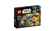 75167 LEGO® Star Wars™ Bounty Hunter Speeder Bike™ Battle Pack