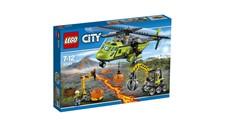 60123 LEGO® City Vulkan-Versorgungshelikopter