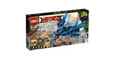 70614 LEGO® NINJAGO Jay's Jet-Blitz
