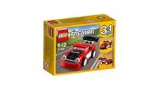 31055 LEGO® Creator Roter Rennwagen